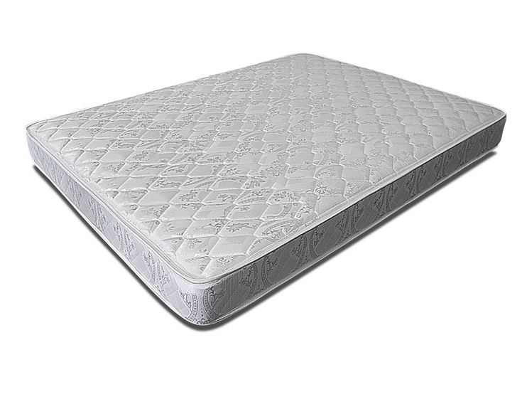 Brentwood Intrigue 7-inch Mattress uses high quality 13.5 gauge tempered steel spring coils for long lasting support