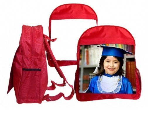 Personalized School Backpack kids school rucksack with personalised image photo #Unbranded