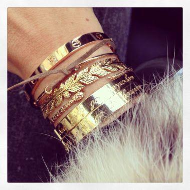 Bracelets et joncs Myabay - OnlyMust - Google+