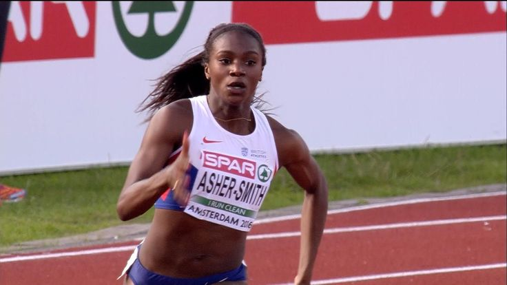 WATCH: Asher-Smith storms to 200m victory