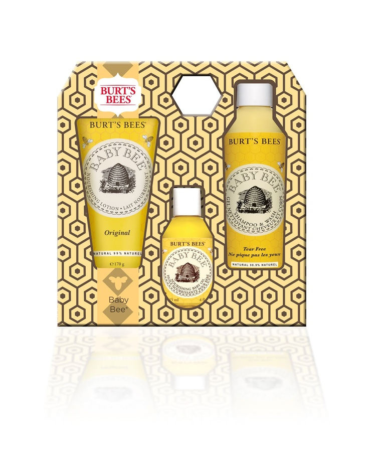 Glimpse: Burt's Bee's Holiday Gift Sets ~ GIVEAWAY!