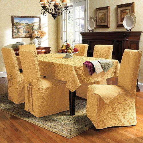 Dining Room Table Chair Covers: 71 Best BEAUTIFUL DINING ROOM Images On Pinterest