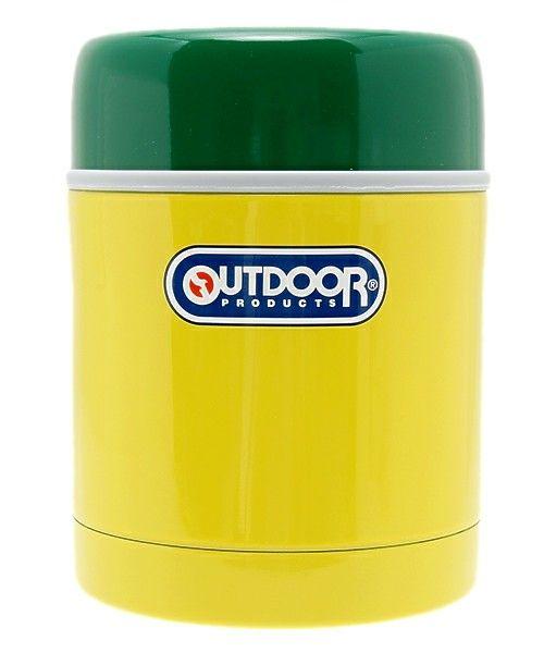 OUTDOOR PRODUCTS(アウトドアプロダクツ)のスープポットS(グラス/マグカップ/タンブラー) イエロー