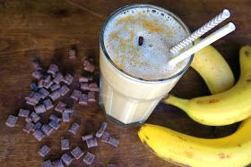 at ease: Morning Boost Smoothie