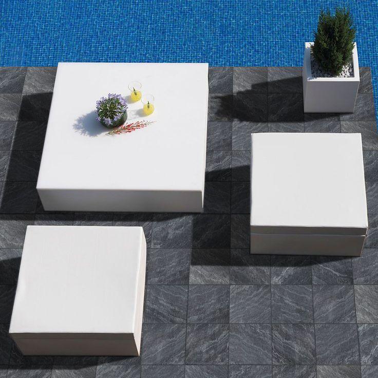 33 best Aménagements extérieurs images on Pinterest Bathroom - pave pour terrasse exterieur
