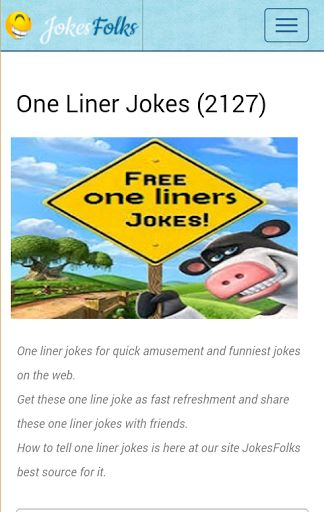 One liners by tag