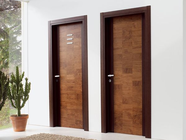Wooden doors manufacture in delhi wooden door for Flush doors designs