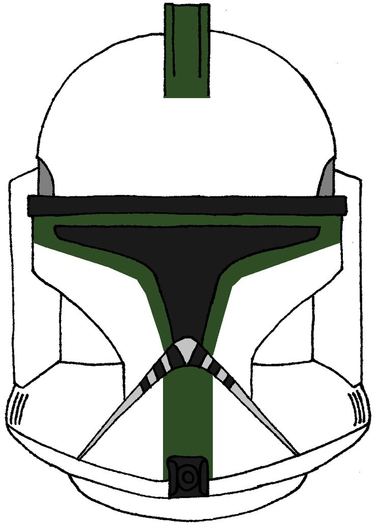 Gallery For gt Clone Trooper Helmet Phase 1