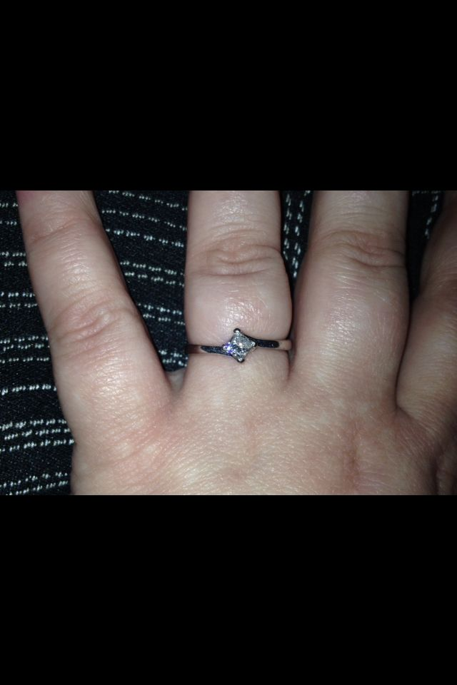 My engagement ring x