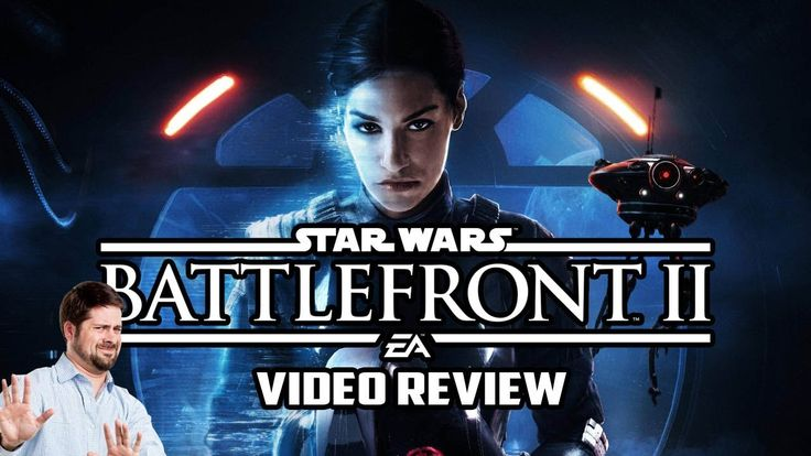 [GGGman]Star Wars Battlefront II PC Game Review
