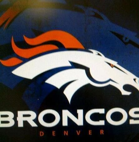Denver Broncos ~ my favorite pro football team!