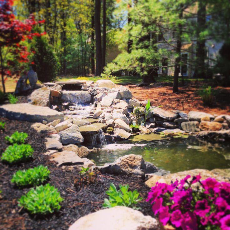 Backyard Duck Pond Ideas : Beautiful Backyards