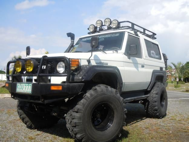 Land Cruiser Series 70