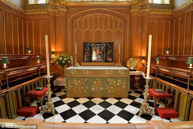 The Chapel Royal is where Princess Diana's body lay for a week before her funeral in 1997 ...