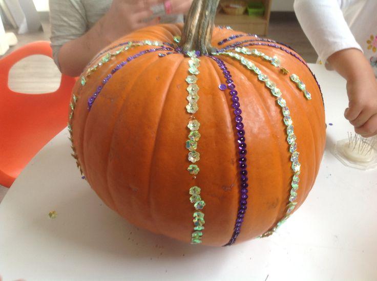 Sequence Pumpkin