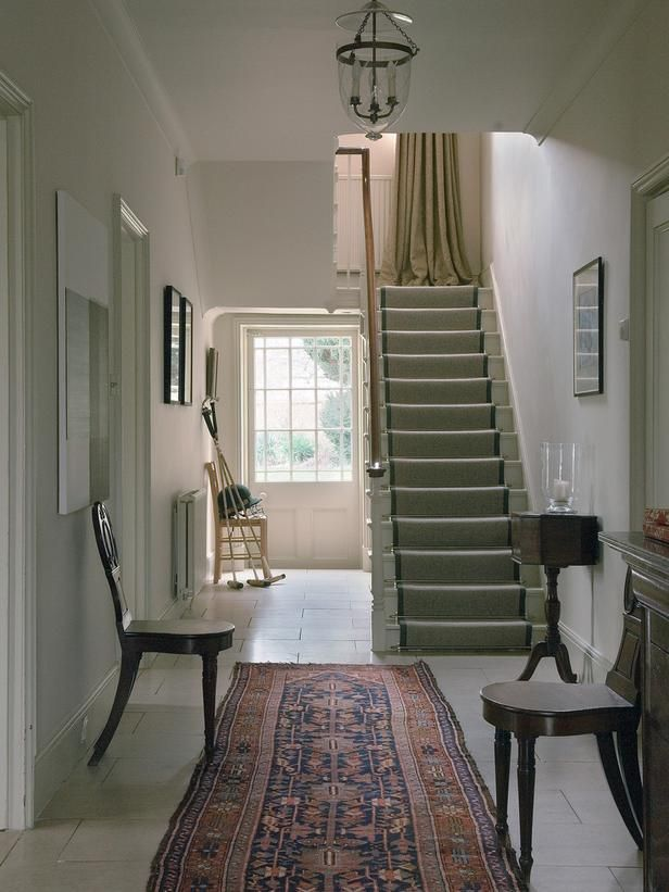 Traditional Entryways from Martin Ephson on HGTV