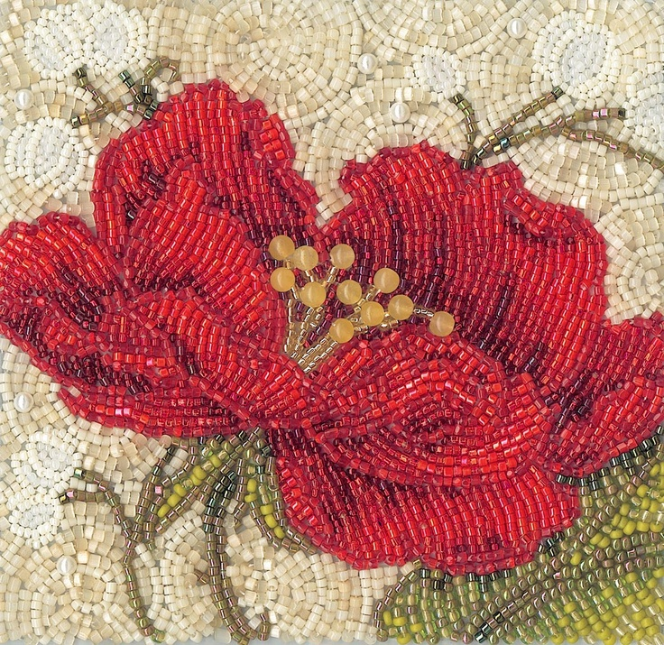 Best embroidery beading images on pinterest