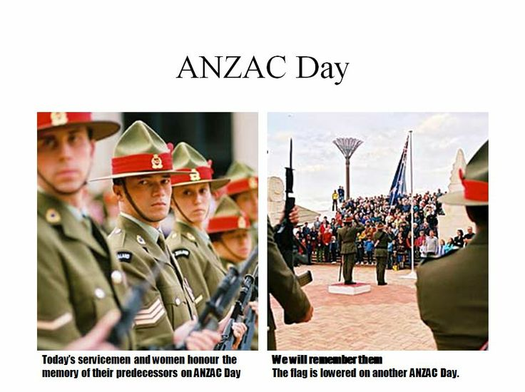 What is ANZAC Day and why is it important to New Zealanders and Australians. PowerPoint with key facts and information for the children.