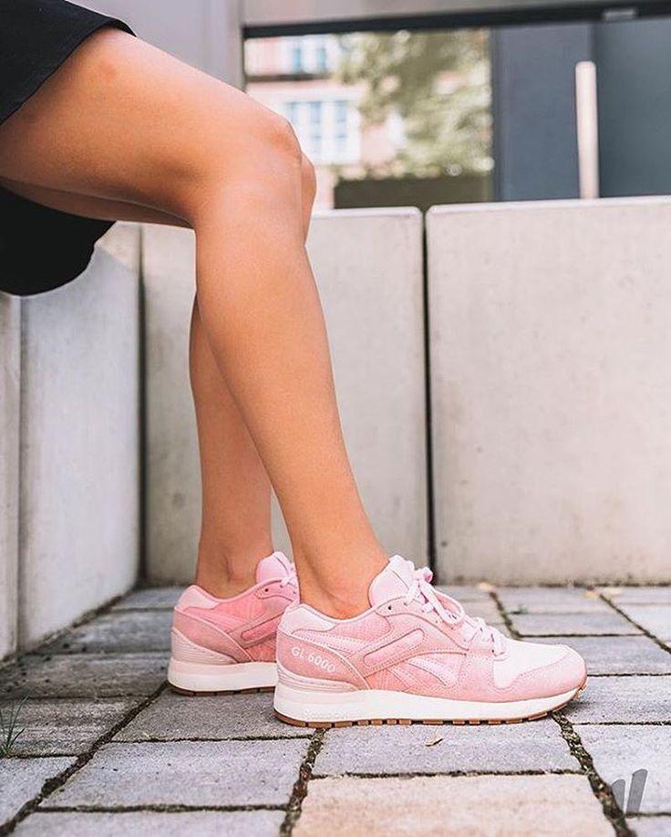 Sneakers femme - Reebok GL6000 (©overkillwomen)