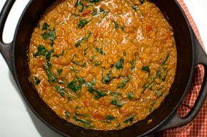 Daal, indisk linsgryta | Middagstips & enkla recept på vardagsmat