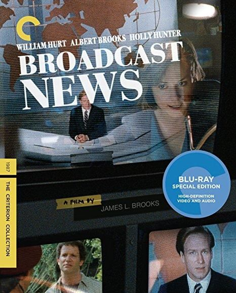 William Hurt & Albert Brooks & James L. Brooks-Broadcast News