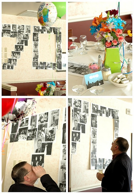 38 best 70th Birthday Party Ideas images on Pinterest Birthday