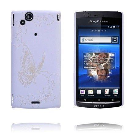 Joy (Hvid) Sony Ericsson Xperia Arc Cover