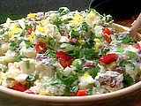 The Lady & Sons Warm Potato Salad Recipe....perfect for the 4th!