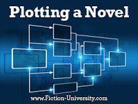 Fiction University: Plotting a Novel: The Big Picture vs. Single Scene...