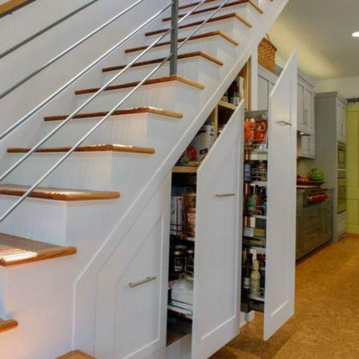 「階段下」が一番の収納!お家をリフォーム前に考えよう♪感性を刺激する空間有効利用♪ - Spotlight (スポットライト)