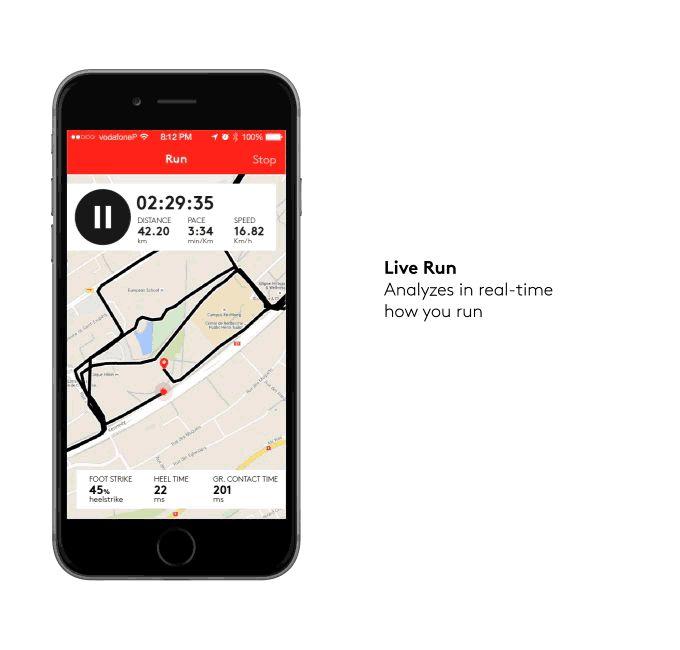 TUNE your running technique by Kinematix USA Inc. — Kickstarter