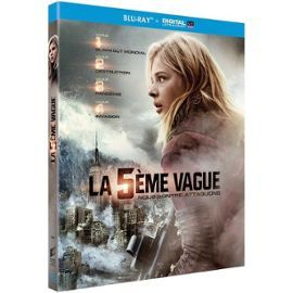 La 5ème Vague - Blu-Ray + Copie Digitale de J Blakeson