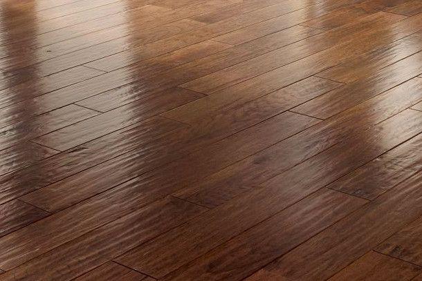 hickory hand-scraped hardwood - EAS507