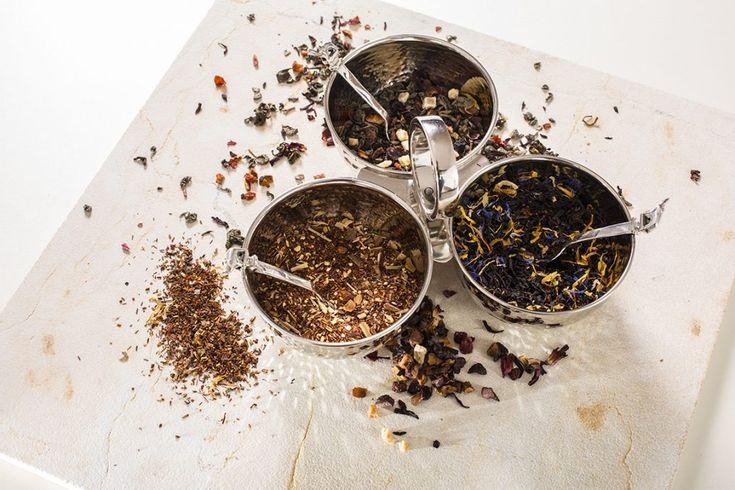 El encanto de los blends de té
