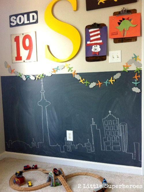 Best 25 Kids chalkboard walls ideas on Pinterest Chalkboard