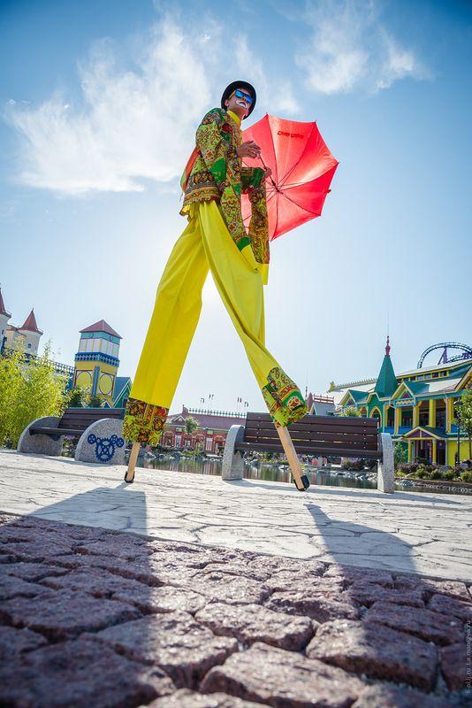 Краснодарский край. Адлер. «Сочи Парк» 2014