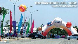 New Town Launch - NTL 3 - Jabar