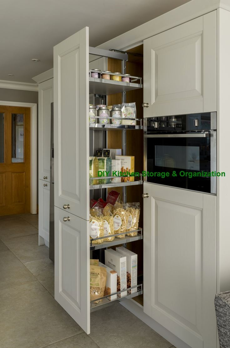 15 Great Storage Ideas For The Kitchen Anyone Can Do Kitchenstorage V 2020 G