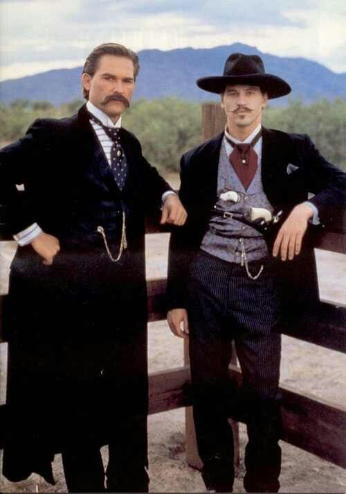 Wyatt Earp & Doc Holliday