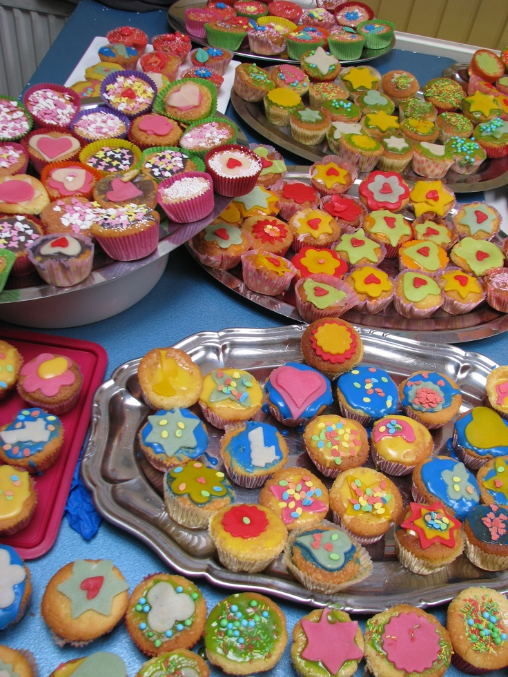 750 cupcakes