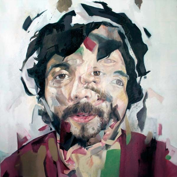 Portraiture by Benjamin Garcia #art