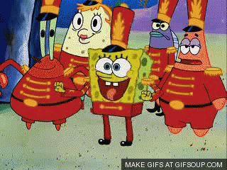 14 Fantastic SpongeBob Gifs! | SMOSH