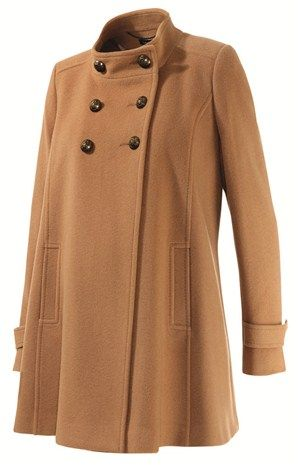 pea coat - I'll need a coat, since I already cannot zip up most of my coats/vests and it gets damp/chilly in the Pacific Northwest. This style looks like it would still be cute post-maternity.