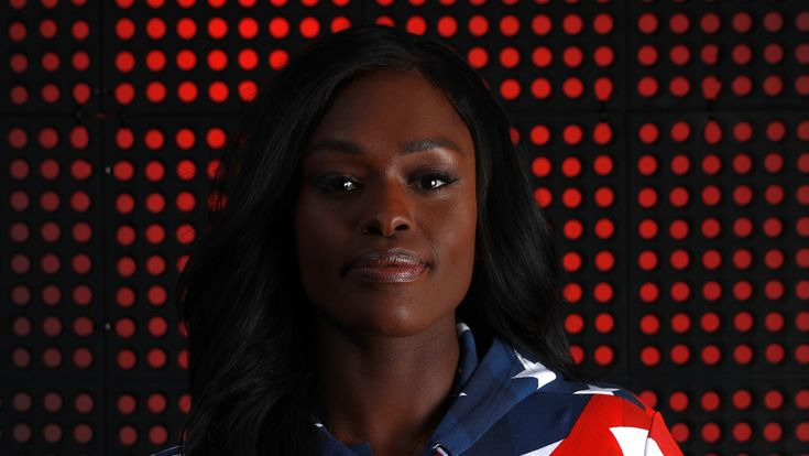 How Olympic Bobsledder Aja Evans Approaches Her Beauty Routine. Those winter sports can wreak havoc on your skin.