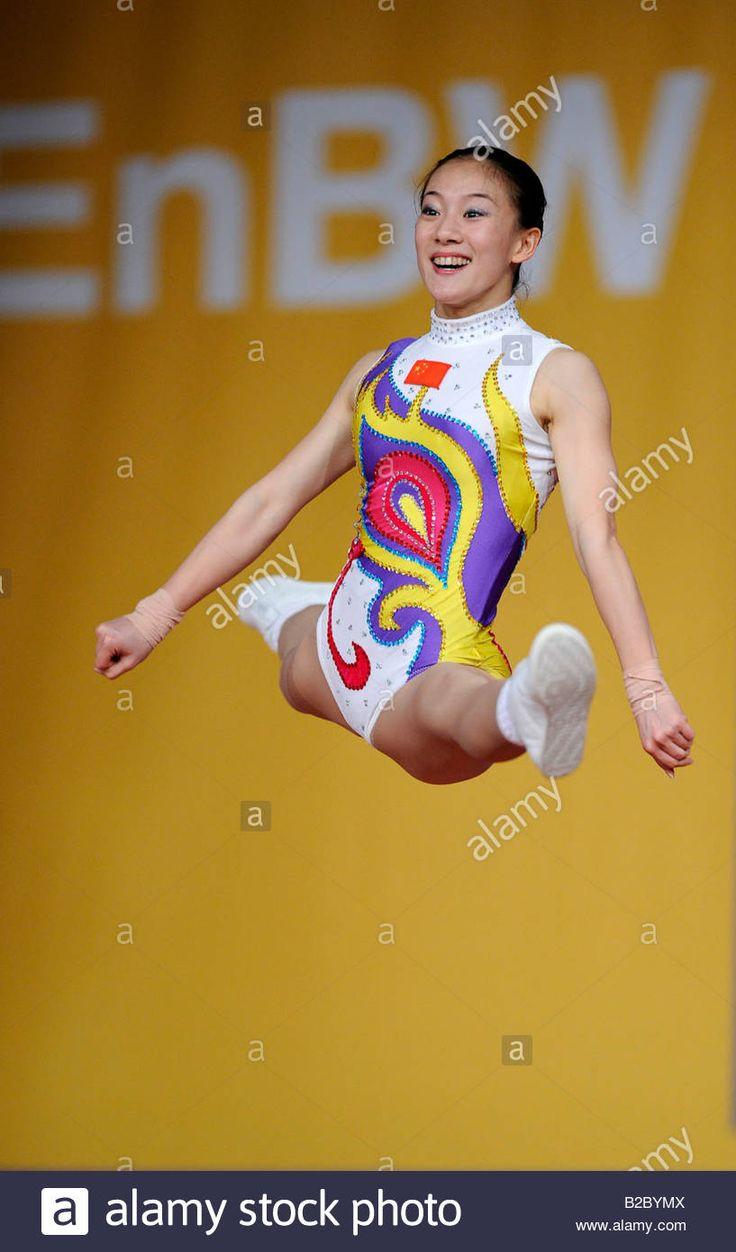 Jinxuan Huang, China, Aerobic Gymnastics