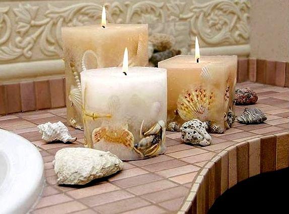 Свечи в интерьере. Создаем атмосферу уюта и гармонии