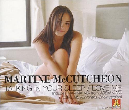 Martine-McCutcheon-Talking-In-Your-Sleep-UK-CD-single-CD5-5-034-SINCD14