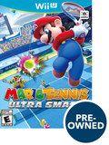 Mario Tennis: Ultra Smash - PRE-Owned - Nintendo Wii U, Multi