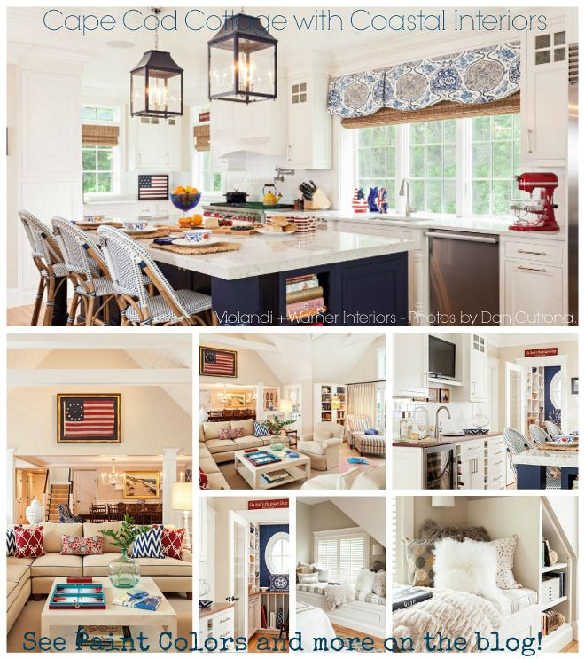 Beach House Interior Color Palette: 1000+ Images About For The Home On Pinterest