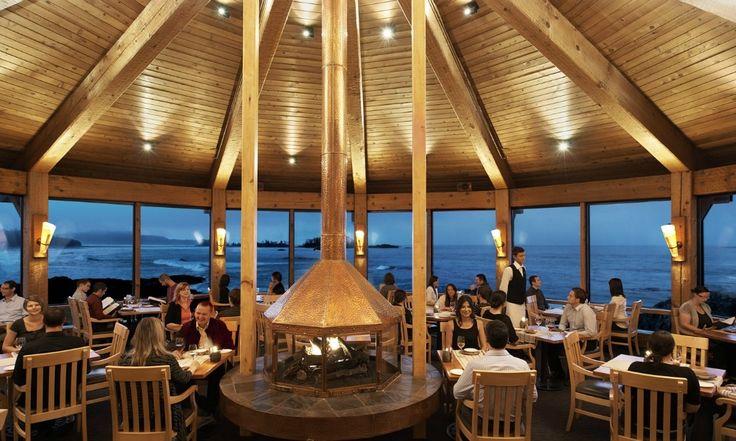 The Pointe Restaurant, Tofino | Wickaninnish Inn